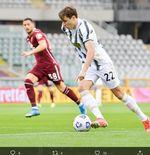 Winger Juventus Akui Banyak Berkembang di Bawah Asuhan Andrea Pirlo