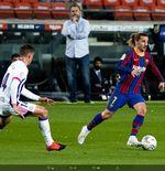 Barcelona Masih Kesulitan Temukan Peminat Antoine Griezmann