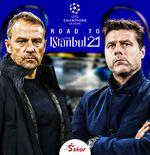Road to Istanbul: Bayern Munchen vs Paris Saint-Germain