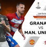 Link Live Streaming Liga Europa:Granada vs Manchester United