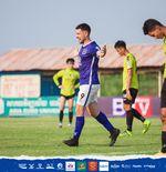 Tinggalkan Liga Spanyol, Striker Negeri Matador Ini Sementara Berkuasa Kamboja