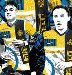 VIDEO: Inter Milan Rilis Jersey Spesial dengan Logo Baru