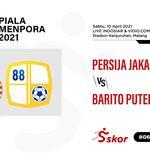 Man of The Match Persija vs Barito Putera: Riko Simanjuntak