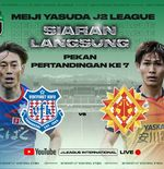 Tonton Gratis J2 League: Ventforet Kofu vs Giravanz Kitakyushu