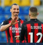 Hasil Parma vs AC Milan: Main dengan 10 Pemain, Rossoneri Raih Kemenangan Penting