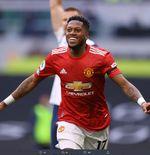 Fred Ketagihan Cetak Gol untuk Manchester United