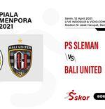 Prediksi PS Sleman vs Bali United: Serdadu Tridatu Lebih Diunggulkan dan Diuntungkan