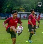 Gelandang Timnas U-19 Indonesia dan Eks Bek Bali United Ikuti Latihan Persis Solo
