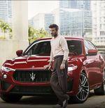 David Beckham Resmi Digandeng Maserati sebagai Brand Ambassador