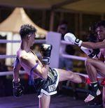 Kejuaraan Muay Thai RTV 11 dan Pertarungan Tinju Sukses Digelar di Bali