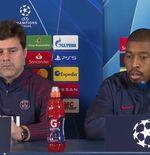 VIDEO: Bek PSG Minta Timnya Tetap Tenang dan Serius saat Hadapi Bayern Munchen