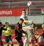 Hasil PSM Makassar vs Persija: Marco Motta Dikartu Merah, Semifinal Pertama Tanpa Pemenang