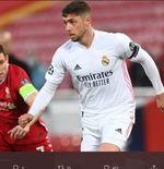 Positif Covid-19, Federico Valverde Absen Bela Real Madrid saat Lawan Chelsea