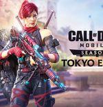 Daftar perubahan Call of Duty: Mobile Musim Ketiga, Tokyo Escape