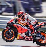 Hasil FP1 MotoGP Portugal 2021: Maverick Vinales Tercepat, Marc Marquez Tampil Hebat