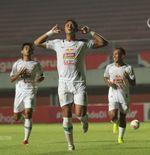 Buktikan Kualitas, Striker Muda PS Sleman Cetak Gol Perdana di Piala Menpora 2021