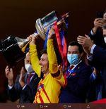 Athletic Bilbao vs Barcelona: Gelar Copa del Rey ke-7 Lionel Messi