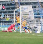 Yokohama FC dan Vegalta Sendai, Berbagi Angka dan Sama-Sama Belum Pernah Menang