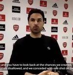 VIDEO: Mikel Arteta Sebut Arsenal Harusnya Bisa Menang Lawan Fulham