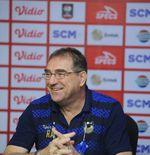 Robert Alberts Ungkap Penyebab Persib Antiklimaks di Piala Menpora 2021