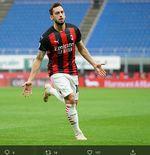 Usai Piala Eropa 2020, Hakan Calhanoglu Membelot ke Inter Milan
