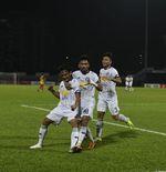 Saddil Ramdani Tampil Agresif, Sabah FC Selamat via Gol Telat
