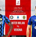 Prediksi Inter Milan vs Hellas Verona:Gialloblu Punya Kans Balas Dendam