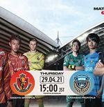 Preview Nagoya Grampus vs Kawasaki Frontale: Duel 2 Tim Pemuncak J1 League