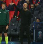 PSG vs Manchester City: Pep Guardiola Sebut Perjuangan The Citizens Baru Setengah Jalan