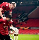 5 Pencapaian Manchester United dalam Kemenangan atas AS Roma