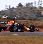 Hasil FP3 F1 GP Portugal 2021: Ungguli Duo Mercedes, Max Verstappen Tercepat
