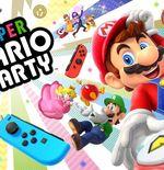 Luncurkan Pembaharuan, Sebanyak 20 Karakter Tersedia di Super Mario Party