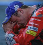 MotoGP Spanyol 2021: Menang Lagi setelah 5 Tahun, Jack Miller Banjir Air Mata