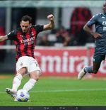Hakan Calhanoglu: Masa Depan Saya di AC Milan Tidak Tergantung Liga Champions