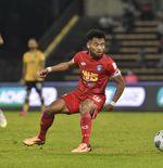 Beda Nasib Saddil Ramdani dan Ryuji Utomo di Laga Terbaru Liga Super Malaysia 2021