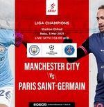 Prediksi Manchester City vs PSG: Kylian Mbappe Masih Diragukan Tampil
