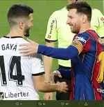 Hasil Valencia vs Barcelona: Brace Messi Bawa Blaugrana Tempel Atletico Madrid dan Real Madrid