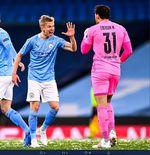 Pep Guardiola Apresiasi Perjuangan Oleksandr Zinchenko di Manchester City