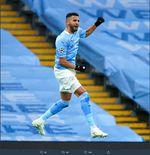 Gantung Sepatu di Manchester City Jadi Impian Riyad Mahrez