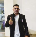 Cristian Gonzales: Saya Ingin Mati-matian Bela Rans Cilegon FC