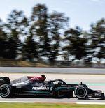 Hasil Kualifikasi F1 GP Spanyol 2021: Lewis Hamilton Raih Pole Position Ke-100
