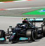 Hasil FP1 F1 GP Spanyol 2021: Valtteri Bottas Tercepat, Max Verstappen Membuntuti