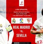 Prediksi Real Madrid vs Sevilla: Empat Final Los Merengues untuk Juara