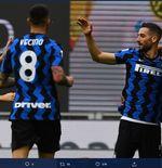 Hasil Inter Milan vs Sampdoria: Tampil Agresif, Nerazzurri Pesta Gol