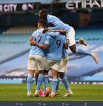 Manchester City Belum Segel Gelar Liga Inggris, Raheem Sterling Frustrasi