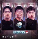 EVOS SG Taklukkan Kingsmen di Grand Final MPL SG Season 1