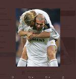 VIDEO: Assist Ajaib Guti untuk Zidane saat Melawan Sevilla Tahun 2006
