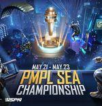 Link Live Streaming PMPL SEA Championship Season 3 Hari Ketiga
