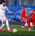 Hasil Real Madrid vs Sevilla: Laga Imbang Penuh Drama, Los Blancos Gagal Kudeta Atletico Madrid