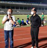Berdalih Awasi Pemain Persis Solo di TC Timnas Indonesia, Kaesang Singgung Evan Dimas